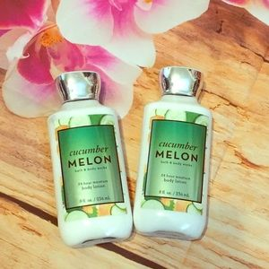 ❗️3 for $25❗️ Cucumber Melon Lotion